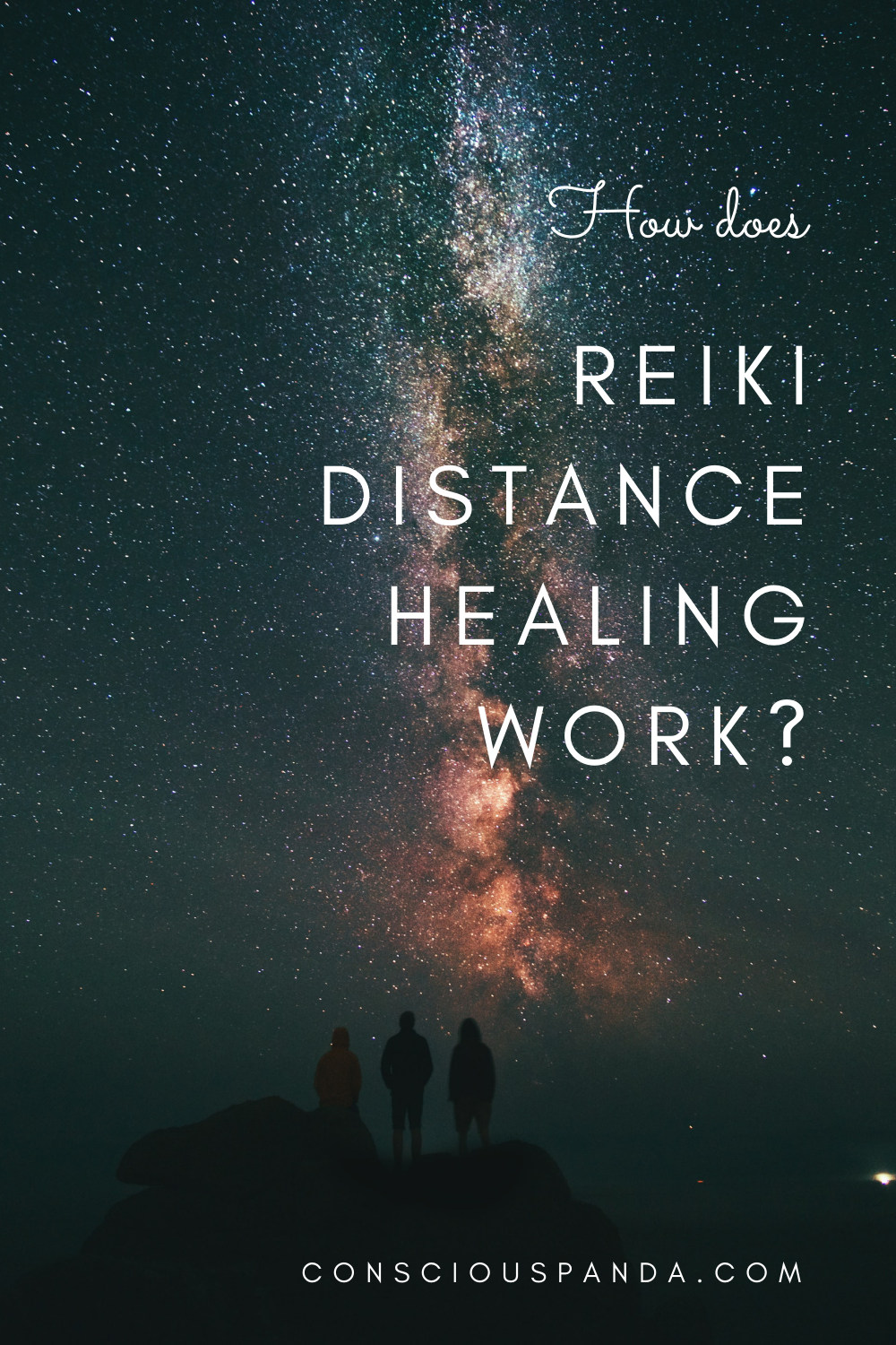 How Does Reiki Distance Healing Work