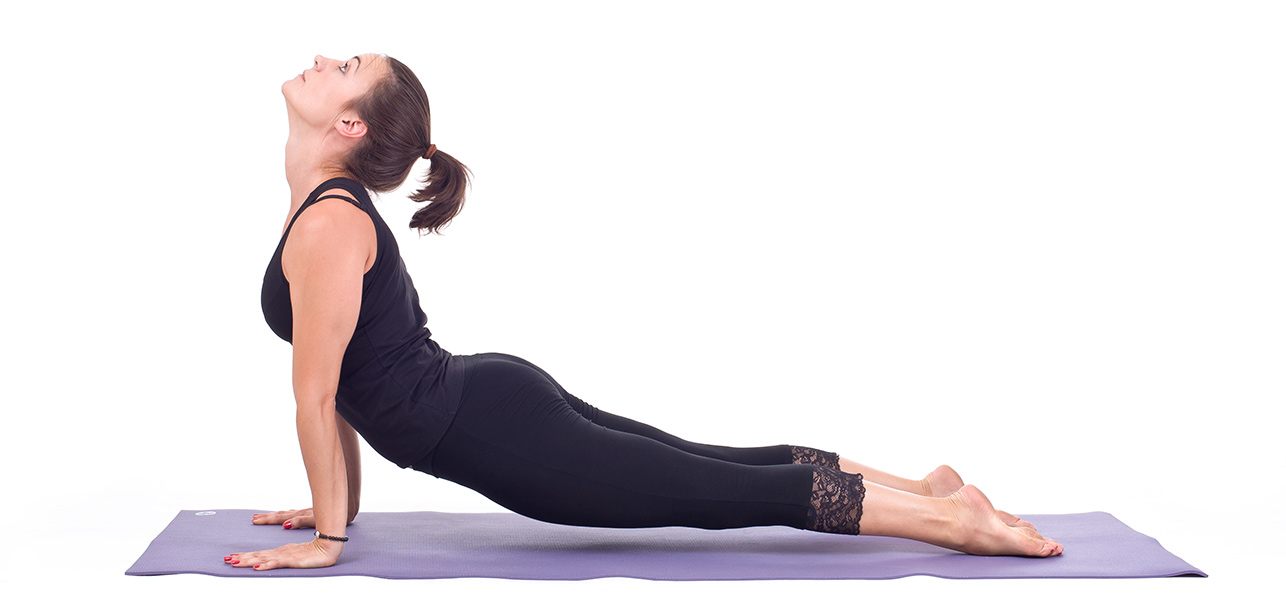 Upward-Facing Dog Pose – Urdhva Mukha Svanasana