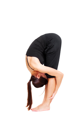 Standing Forward Bend – Uttanasana