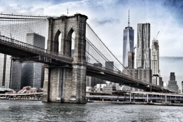 The Inspirational Story of the Brooklyn Bridge
