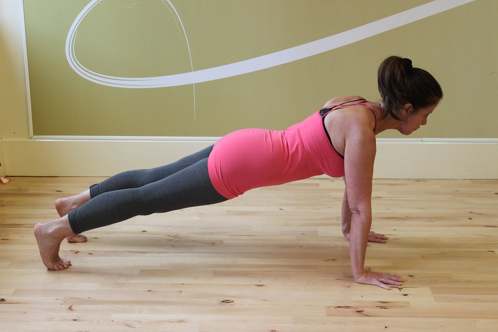 The Plank Pose – Kumbhakasana