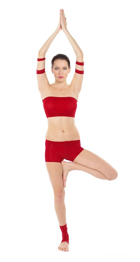 Tree Pose – Vrksasana