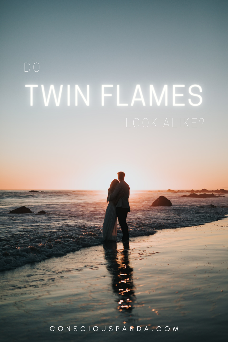 Do Twin Flames Look Alike - Pin