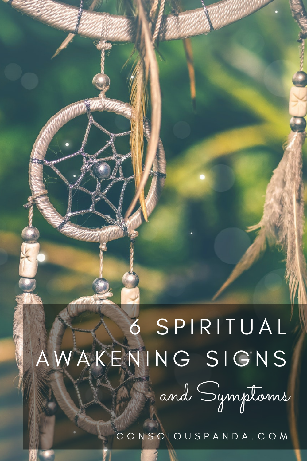 6 Spiritual Awakening Signs and Symptoms